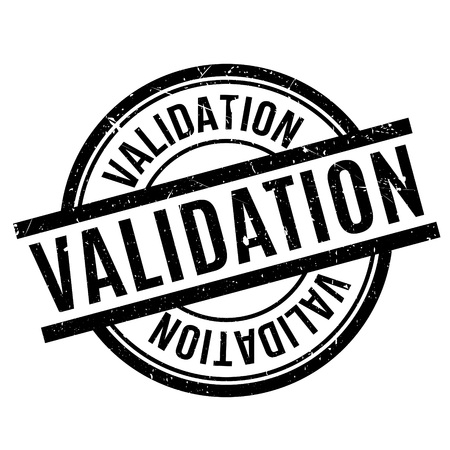 valid: Validation rubber stamp. Grunge design with dust scratches. Effects can be easily removed for a clean, crisp look. Color is easily changed.