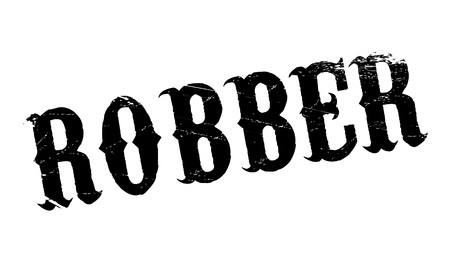 alarmed: Robber rubber stamp. Grunge design with dust scratches. Effects can be easily removed for a clean, crisp look. Color is easily changed.