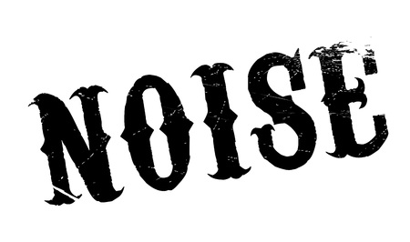 Noise rubber stamp. Grunge design with dust scratches. Effects can be easily removed for a clean, crisp look. Color is easily changed.
