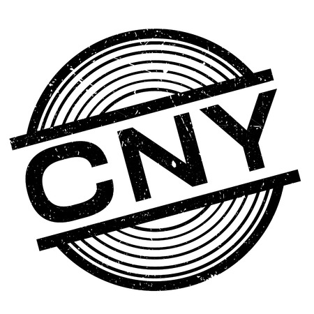 CNY rubber stamp. Grunge design with dust scratches. Effects can be easily removed for a clean, crisp look. Color is easily changed.