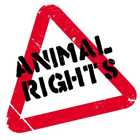 humane: Animal Rights rubber stamp. Grunge design with dust scratches. Effects can be easily removed for a clean, crisp look. Color is easily changed.
