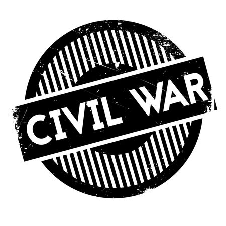 secession: Civil War rubber stamp. Grunge design with dust scratches. Effects can be easily removed for a clean, crisp look. Color is easily changed.