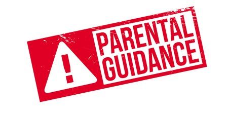 alkalmasság: Szülői felügyelet gumi bélyegző. Grunge design por karcolásoktól. Hatások könnyen eltávolítható a tiszta, éles pillantást. Színes könnyen módosítható. Illusztráció