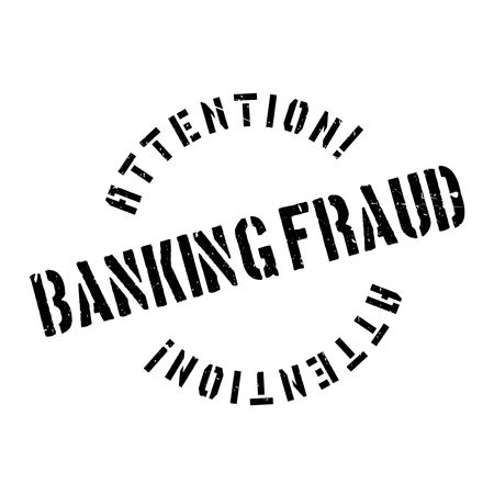extortion: Banking Fraud rubber stamp. Grunge design with dust scratches. Effects can be easily removed for a clean, crisp look. Color is easily changed.