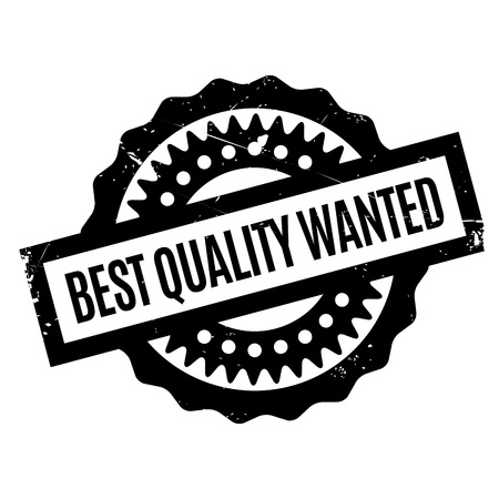 affirmation: Best Quality Wanted rubber stamp. Grunge design with dust scratches. Effects can be easily removed for a clean, crisp look. Color is easily changed.