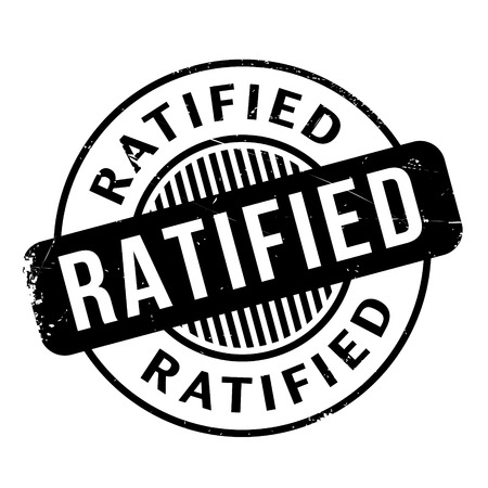 validated: Ratified rubber stamp. Grunge design with dust scratches. Effects can be easily removed for a clean, crisp look. Color is easily changed.