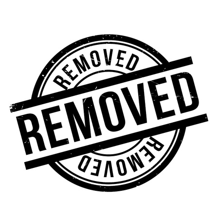 rid: Removed rubber stamp. Grunge design with dust scratches. Effects can be easily removed for a clean, crisp look. Color is easily changed.