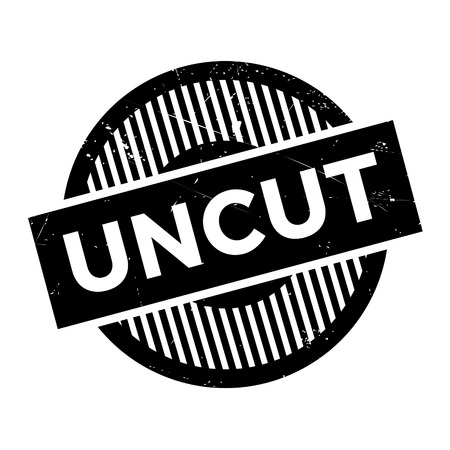 feature film: Uncut rubber stamp. Grunge design with dust scratches. Effects can be easily removed for a clean, crisp look. Color is easily changed.