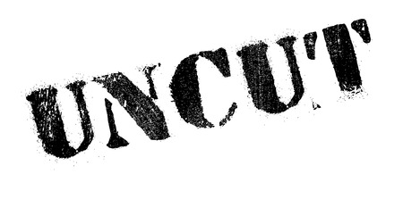 unedited: Uncut rubber stamp. Grunge design with dust scratches. Effects can be easily removed for a clean, crisp look. Color is easily changed.