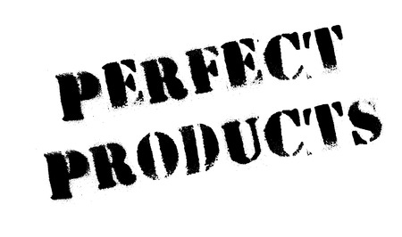 culminating: Perfect Products rubber stamp. Grunge design with dust scratches. Effects can be easily removed for a clean, crisp look. Color is easily changed. Illustration