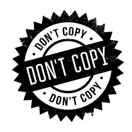 rewrite: Do not Copy stamp. Grunge design with dust scratches. Effects can be easily removed for a clean, crisp look. Color is easily changed.