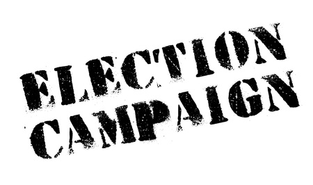 mayoral: Election Campaign rubber stamp. Grunge design with dust scratches. Effects can be easily removed for a clean, crisp look. Color is easily changed.