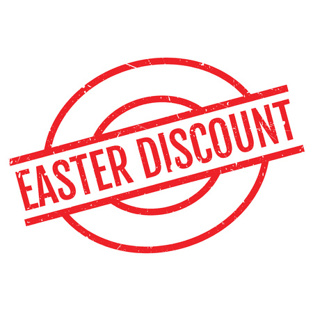 abatement: Easter Discount rubber stamp. Grunge design with dust scratches. Effects can be easily removed for a clean, crisp look. Color is easily changed.