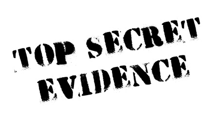 culminating: Top Secret Evidence rubber stamp. Grunge design with dust scratches. Effects can be easily removed for a clean, crisp look. Color is easily changed.