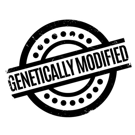gm: Genetically Modified rubber stamp. Grunge design with dust scratches. Effects can be easily removed for a clean, crisp look. Color is easily changed.
