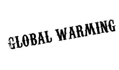 unsustainable: Global Warming rubber stamp. Grunge design with dust scratches. Effects can be easily removed for a clean, crisp look. Color is easily changed.