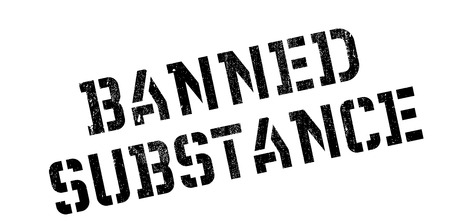incorrect: Banned Substance rubber stamp. Grunge design with dust scratches. Effects can be easily removed for a clean, crisp look. Color is easily changed.