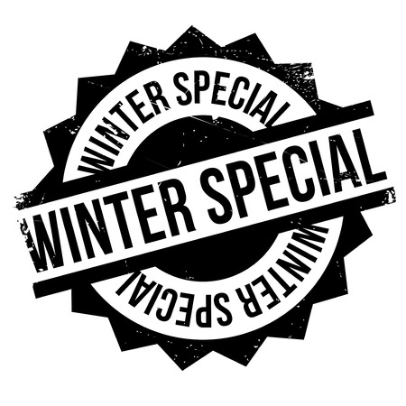 forge: Winter Special rubber stamp. Grunge design with dust scratches. Effects can be easily removed for a clean, crisp look. Color is easily changed.