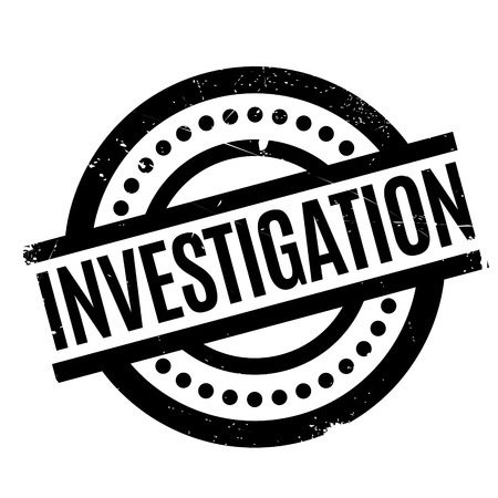 classified: Investigation rubber stamp. Grunge design with dust scratches. Effects can be easily removed for a clean, crisp look. Color is easily changed.
