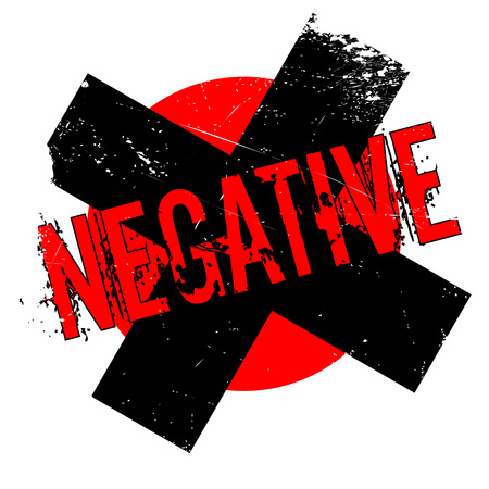 unaccepted: Negative rubber stamp. Grunge design with dust scratches. Effects can be easily removed for a clean, crisp look. Color is easily changed. Illustration