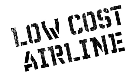 toll: Low Cost Airline rubber stamp. Grunge design with dust scratches. Effects can be easily removed for a clean, crisp look. Color is easily changed.