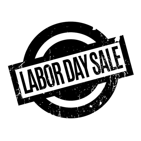 barter: Labor Day Sale rubber stamp. Grunge design with dust scratches. Effects can be easily removed for a clean, crisp look. Color is easily changed.
