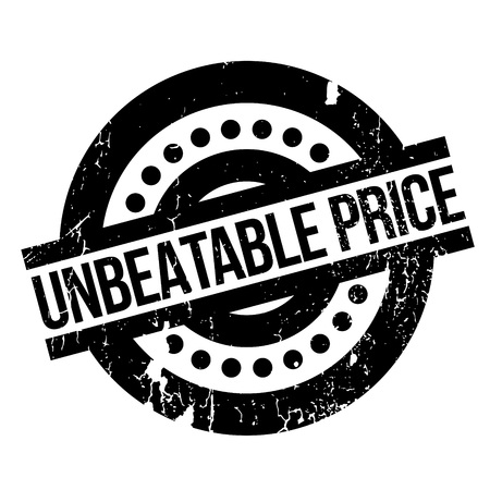 unbeatable: Unbeatable Price rubber stamp. Grunge design with dust scratches. Effects can be easily removed for a clean, crisp look. Color is easily changed.