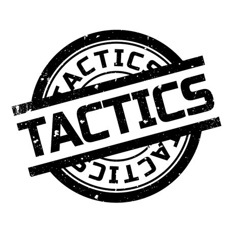 general manager: Tactics rubber stamp. Grunge design with dust scratches. Effects can be easily removed for a clean, crisp look. Color is easily changed.