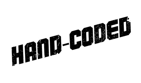 compile: Hand-Coded rubber stamp. Grunge design with dust scratches. Effects can be easily removed for a clean, crisp look. Color is easily changed.