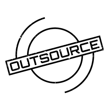 acception: Outsource rubber stamp. Grunge design with dust scratches. Effects can be easily removed for a clean, crisp look. Color is easily changed.