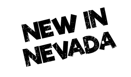 sierra nevada: New In Nevada rubber stamp. Grunge design with dust scratches. Effects can be easily removed for a clean, crisp look. Color is easily changed.