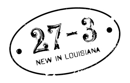 baton rouge: New In Louisiana rubber stamp. Grunge design with dust scratches. Effects can be easily removed for a clean, crisp look. Color is easily changed.