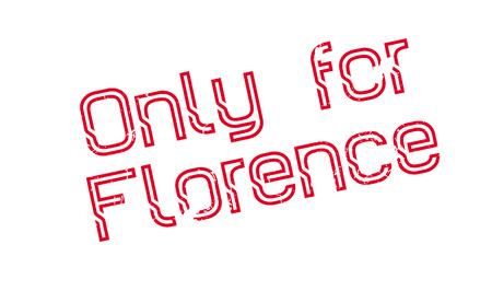 Only For Florence rubber stamp. Grunge design with dust scratches. Effects can be easily removed for a clean, crisp look. Color is easily changed.