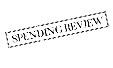 reviewed: Spending Review rubber stamp