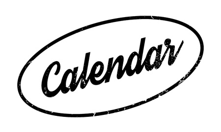 event icon: Calendar rubber stamp