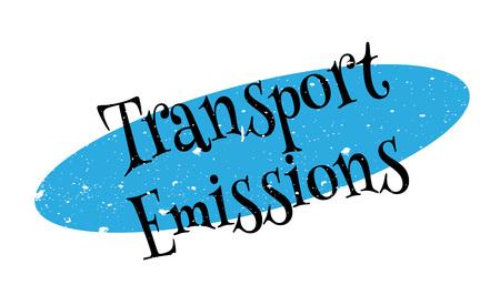 Transport Emissions rubber stamp