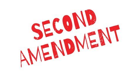 Second Amendment rubber stamp