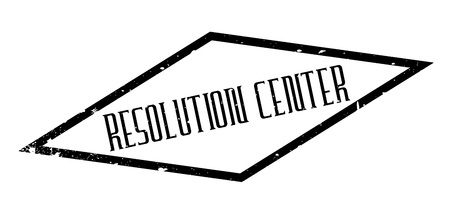 stubbornness: Resolution Center rubber stamp