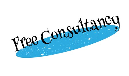 freebie: Free Consultancy rubber stamp