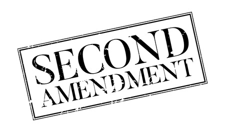arming: Second Amendment rubber stamp. Grunge design with dust scratches. Effects can be easily removed for a clean, crisp look. Color is easily changed.
