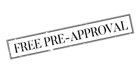 approbation: Free Pre-Approval rubber stamp. Grunge design with dust scratches. Effects can be easily removed for a clean, crisp look. Color is easily changed.