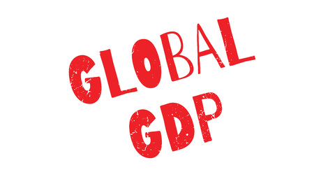 Global Gdp rubber stamp