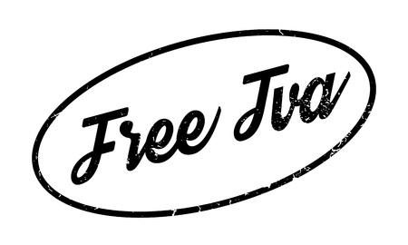 complimentary: Free Tva rubber stamp Illustration