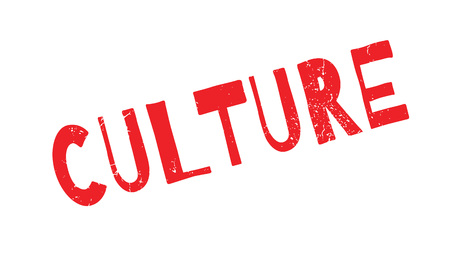 Culture rubber stamp