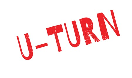uturn: U-Turn rubber stamp