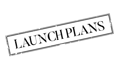 kickoff: Launch Plans rubber stamp