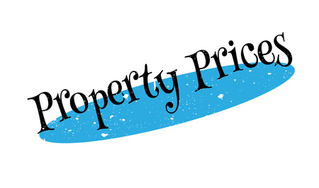 Property Prices rubber stamp