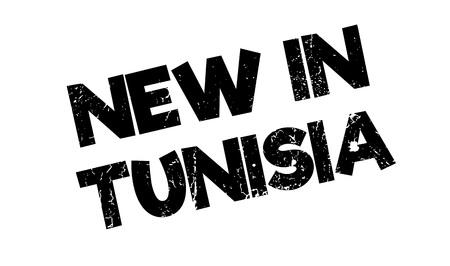 protectorate: New In Tunisia rubber stamp