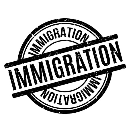 immigrate: Immigration rubber stamp