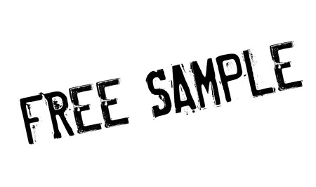 Free Sample rubber stamp